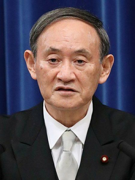 Japan Prime Minister Suga Yoshihide