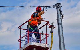 Power grid repair