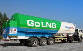 INOXCVA LNG truck